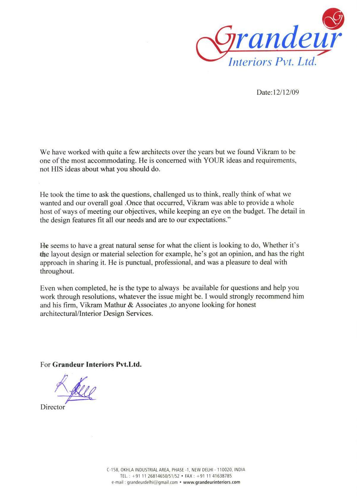 reviews for vikram mathur s work architect reviews